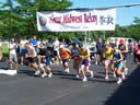 Last wave of the 2007 Great Midwest Relay takes to the roads of Madison