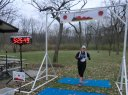 Nicole Swanson cruises to 2nd female, 1st in her age group of the Paleo-Carb 50-Km!
