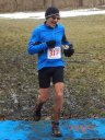 David Ulbert of Palatine is Top Masters and 2nd Overall in Paleo-Camn 50-Km!