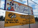 Race Action from the Sixth Annual Tiger Tear 5k : Sunday September 20, 2015